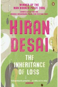 Inheritance of Loss by Kiren Desai