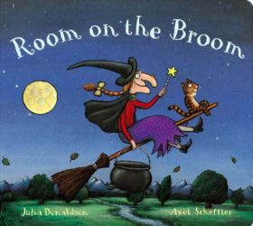 Room on the Broom By Julia Donaldson, Illustrated by Axel Scheffler