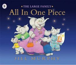 All in One Piece By Jill Murphy, book review