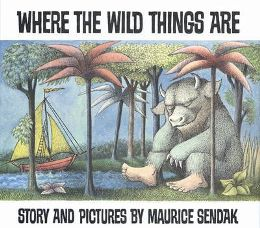 Where the Wild Things Are By Maurice Sendak, Illustrated by Maurice Sendak