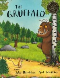 The Gruffalo By Julia Donaldson, Illustrated by Axel Scheffler