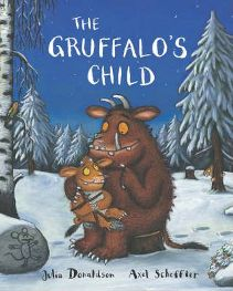 The Gruffalo's Child by Julia Donaldson (Author), Axel Scheffler (Illustrator)