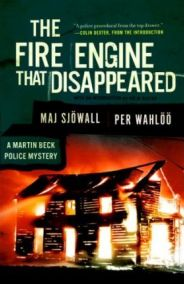 The Fire Engine That Disappeared  By Per Wahloo, By Major Maj Sjowall