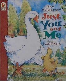 Just You and Me By McBratney, Sam/ Bates, Ivan (ILT)