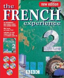The French Experience 2 Language Pack By Jeanine Picard, By Mike Garnier