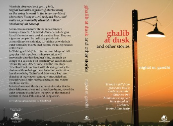 Ghalib at Dusk and Other Stories  By Nighat Majid