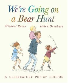 We're Going on a Bear Hunt, Michael Rosen Helen Oxenbury (Illustrator)