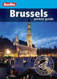 Brussels Berlitz Pocket Guide  (Berlitz Pocket Guides) (Paperback)
