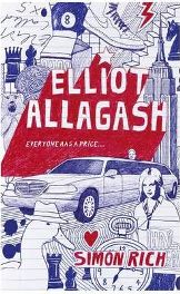 Elliot Allagash By Simon Rich, book review