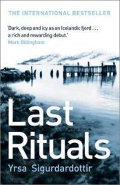 Last Rituals By Yrsa Sigurdardottir, book review