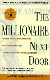 The Millionaire Next Door By Thomas J. Stanley, By William D. Danko