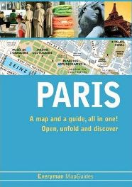 Paris 2010 (Everyman MapGuides) by Clemence Jacquinet, Shelley Wanger, book review