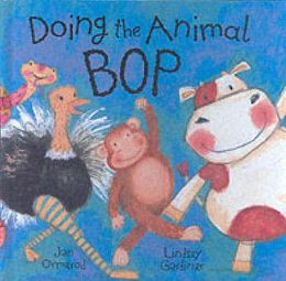 Doing the Animal Bop By J. Ormerod, By Lindsey Gardiner, book review