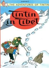 Tintin in Tibet by Hergé, book review