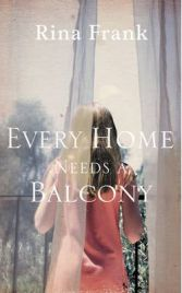 Every Home Needs a Balcony By Rina Frank, book review