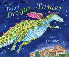 The Baby Dragon Tamer by Jan Fearnley, book review