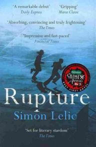 Rupture By Simon Lelic, book review