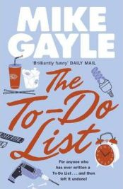 The To-do List By Mike Gayle, book review