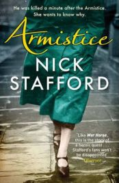 Armistice by Nick Stafford, book review