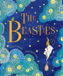 The Beasties by Jenny Nimmo, Illustrated by Gwen Millward, book review