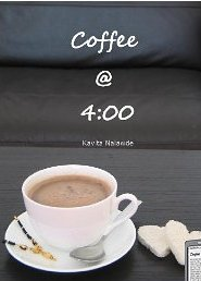 Coffee @ 4:00 by Kavita Nalawde, book review