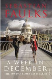 A Week in December by Sebastian Faulks, book review