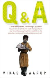 Q and A By Vikas Swarup, book review