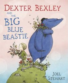 Dexter Bexley and the Big Blue Beastie by Joel Stewart, book review