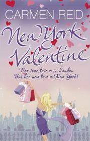 New York Valentine By Carmen Reid, book review