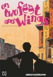 On Two Feet and Wings - Abbas Kazerooni, book review