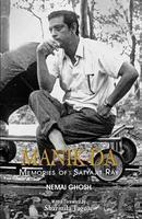 Manik Da Memories Of Satyajit Ray