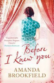 Before I Knew You - Amanda Brookfield, book review