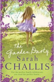The Garden Party by Sarah Challis, book review