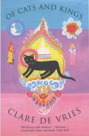 Of Cats and Kings - Clare de Vries, book review