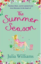 The Summer Season - Julia Williams, book review