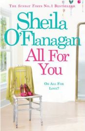 All for You , Sheila O'Flanagan, book review