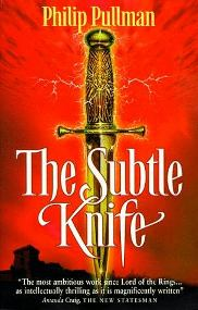 The Subtle Knife (His Dark Materials)  Philip Pullman, boook review