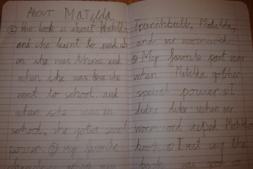Marko's writing