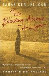This Blinding Absence of Light , Tahar Ben Jelloun, book review