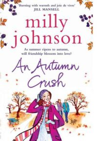 An Autumn Crush, Milly Johnson, book review