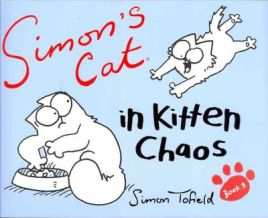 Simon's Cat in Kitten Chaos, Simon Tofield, book review