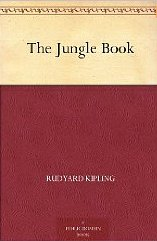 The Jungle Book Kindle Edition, Rudyard Kipling, book review