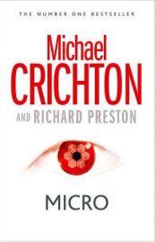 Micro - Michael Crichton, Richard Preston, book review