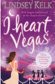 I Heart Vegas - Lindsey Kelk, book review