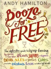 Booze for Free - Andy Hamilton, book review