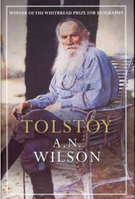 Tolstoy,  A. N. Wilson, book review