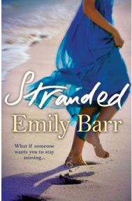 Stranded, Emily Barr, book review