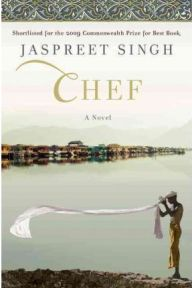 Chef, Jaspreet Singh, book review