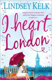 I Heart London by Lindsey Kelk, book review