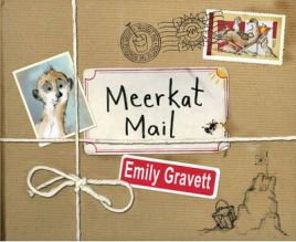 Meerkat Mail, Emily Gravett, book review